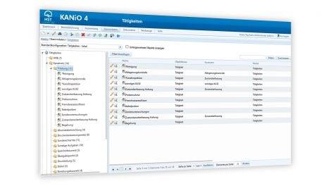 KANiO® - Operational Management Software 13