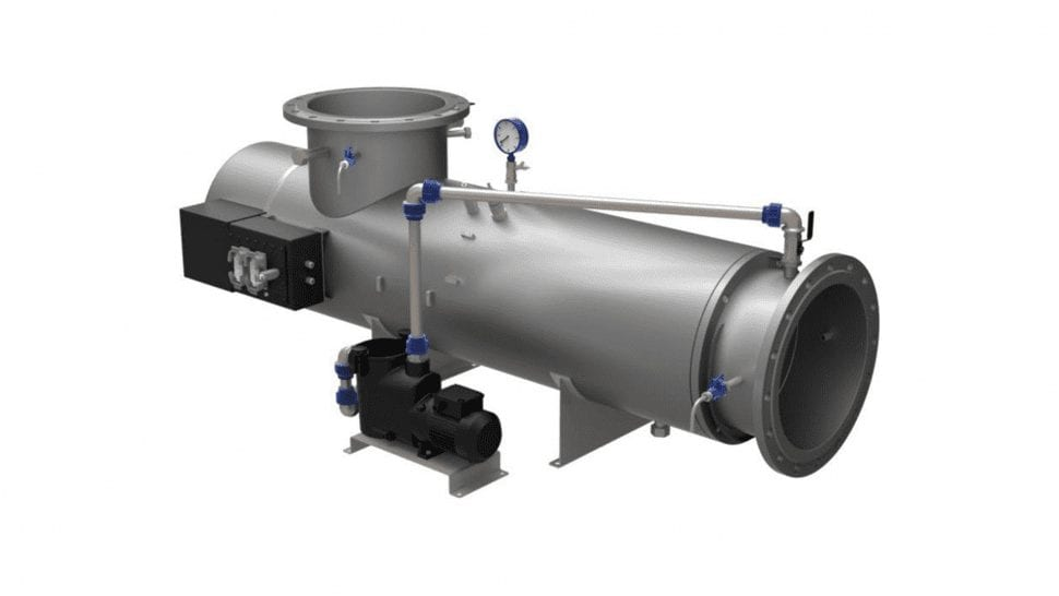 UV-Disinfection System