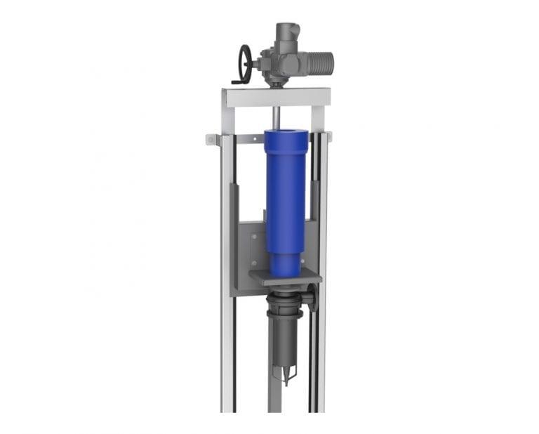 Sludge Extraction (HydroScum-SLIDE/P)