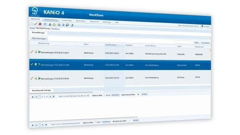 KANiO® - Operational Management Software 8