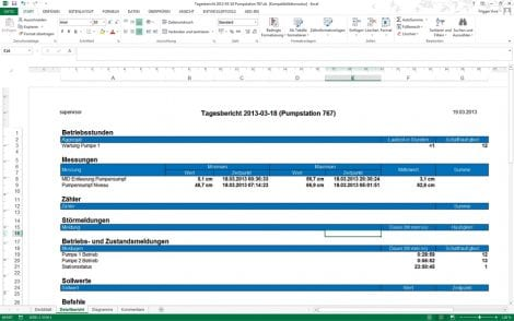 SCADA V10 Reports and Protocols 2